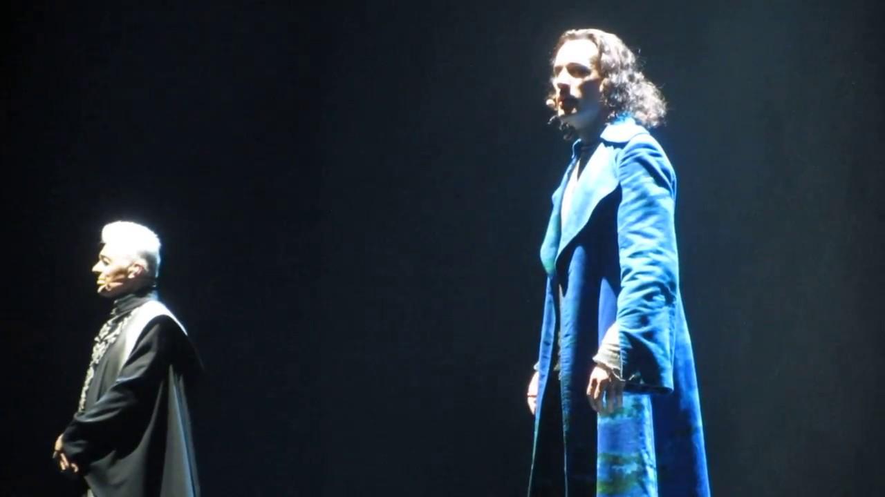 Populaire Frollo, Gringoire et Clopin - Où est-elle? (Notre Dame De Paris  PH06