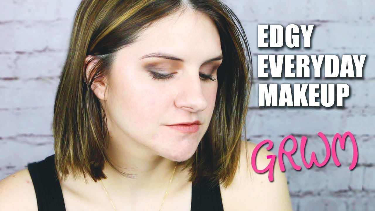 Edgy Everyday Makeup Grwm Emelia Ep 4 Kate Klara Time For A Selfie Kit