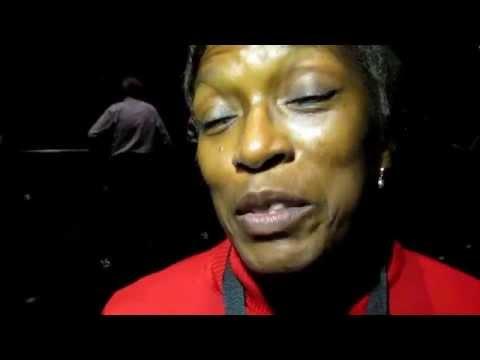 Hollywood Film Festival -Brenda Threatt, Winter Shelter System Manager