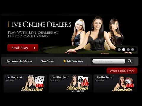 Hippodrome Live Casino Tour