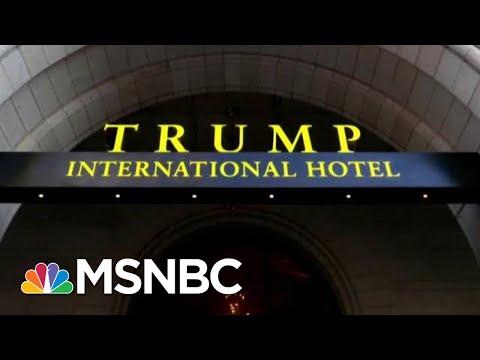 REPORT: Iraqi Who Urged U.S. Strikes On Iran Spent 26 Nights At Donald Trump Hotel | All In | MSNBC
