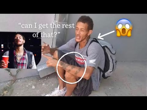 Delonte West in videos that are extremely concerning about his ...