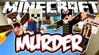 MURDER - O ASSASSINATO! - Minecraft (NOVO)