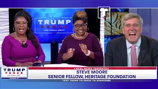 Donald J Trump Real News Insights with Steve Moore