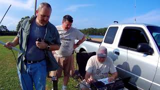 Working AO73/FO29 Satellites at EM70 9/2/2017