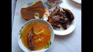 Как варят суп в деревне/Обед по деревенски/Экономим на еде