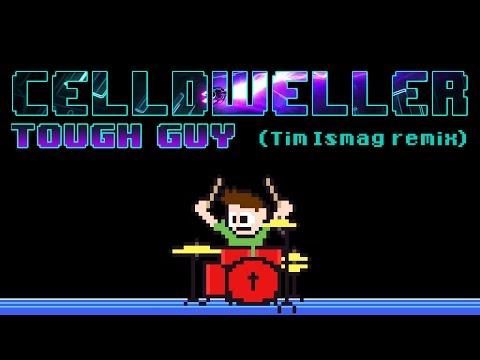Celldweller - Tough Guy [Tim Ismag Remix] (Drum Cover) -- The8BitDrummer