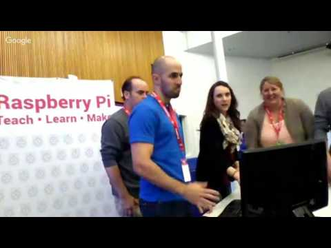Picademy USA #2 - Pi Project Show & Tell