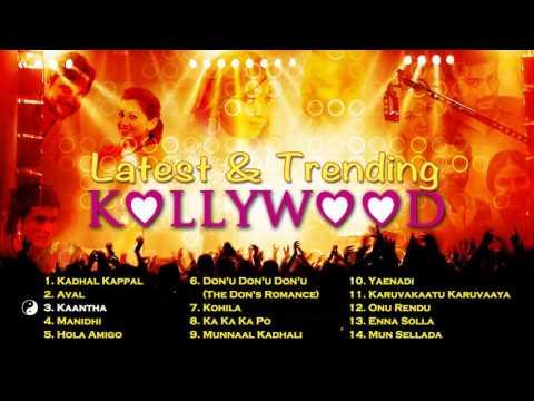 Latest & Trending Kollywood - Music Box | Tamil Songs