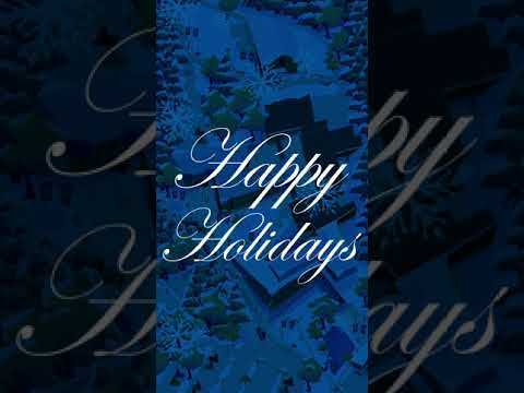 Happy Holidays from Delaware County Community College - 2019