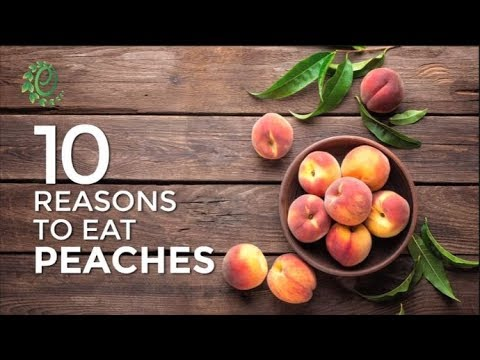 10 Best Benefits of Peaches For Skin And Overall Health | Organic Facts