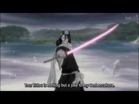 Download Byakuya vs Kouga