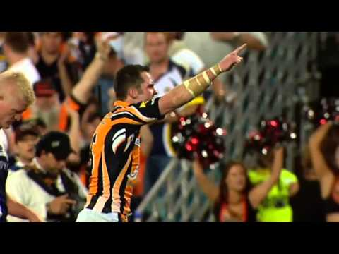 Pat Richards Returns To Wests Tigers