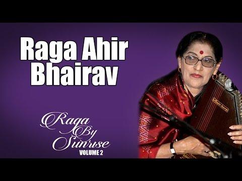 Raga Ahir Bhairav   Kishori Amonkar   ( Album: Raga By Sunrise )