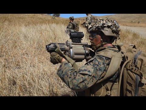 Combat Readiness Evaluation 2019 - Camp Pendleton