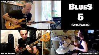 "Id'A Lab: ""Blues in 5"" (L. Pasqua)"