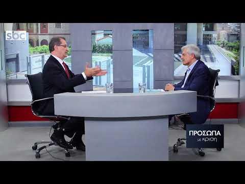 Πρόσωπα με Κρίση - Εκπ 33   21-05-18   SBC TV