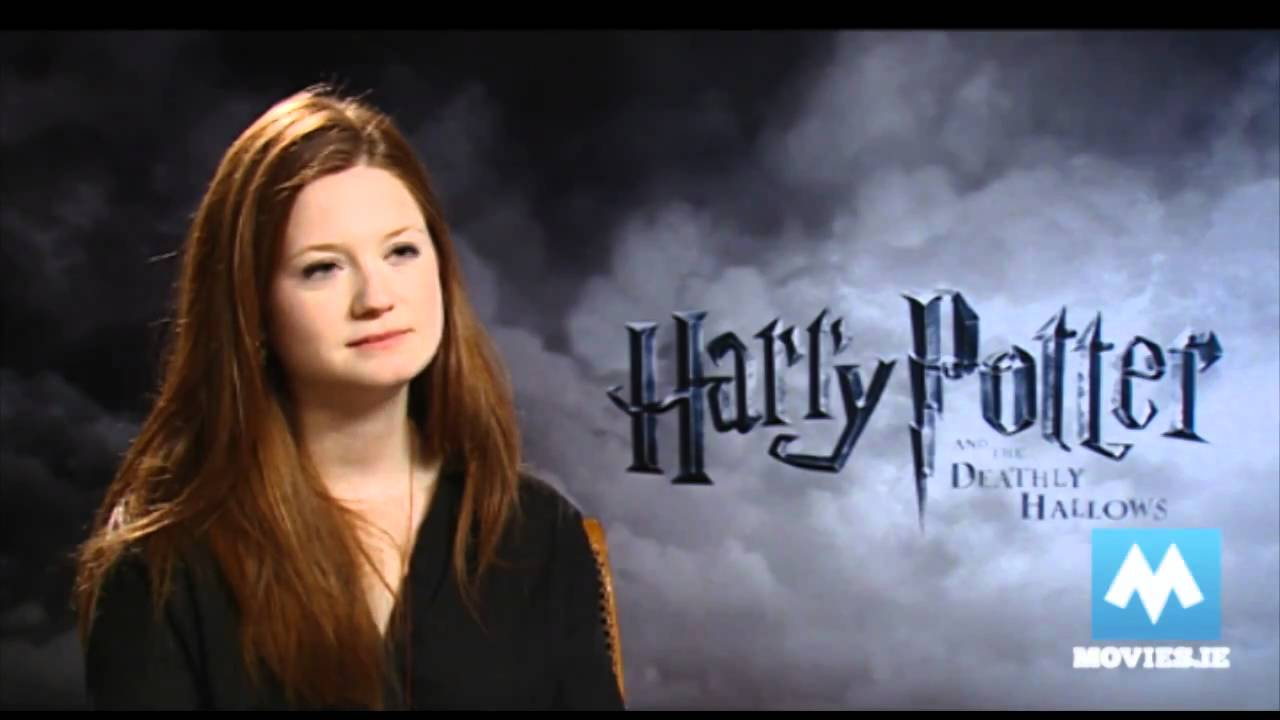 Bonnie Wright Ginny Weasley Talks Harry Potter Her Engagement To Jamie Campbell Bower Youtube
