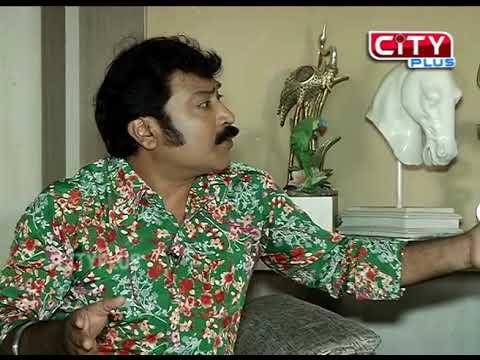 Pratibha   Bijit Bidyadhar aka Harishchandra - Odia Actor   To Akhi Mo Aaina   City Plus