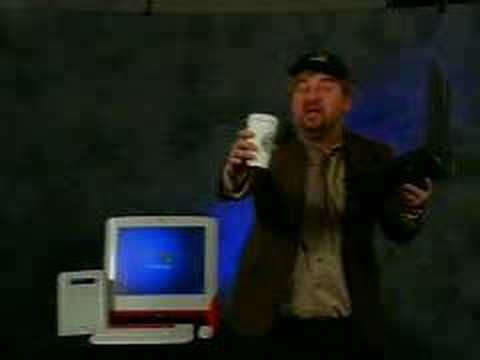 Steve Ballmer Sells Windows XP