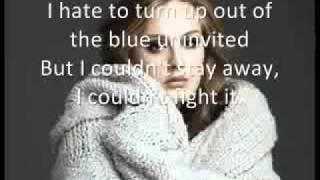 Adele - Someone Like You [PIANO, LYRICS ON SCREEN] Sheet Music (HQ)