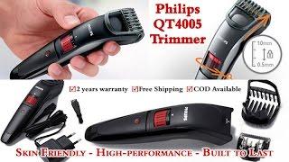 Philips qt4005 Trimmer