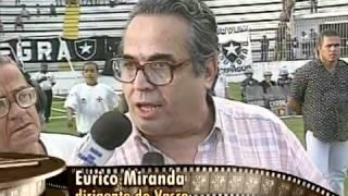 Globo Esporte - Baú do Esporte relembra jogos polêmicos entre Vasco e Botafogo