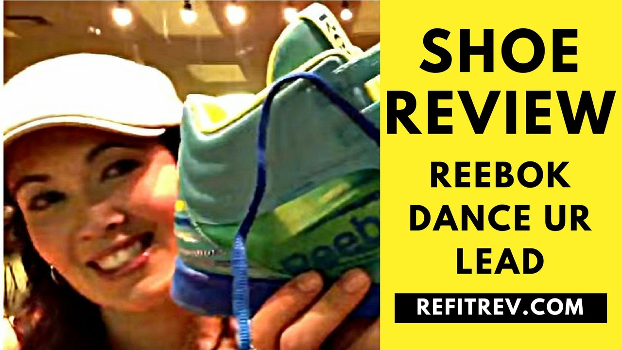 717160b6a634 REFIT s REEBOK Dance Shoe REVIEW - YouTube