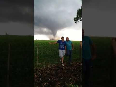 Tornado en Fulton