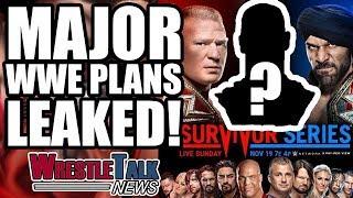 Triple H Joins The Shield! MAJOR WWE RETURN For Survivor Series 2017! | WrestleTalk News Nov. 2017