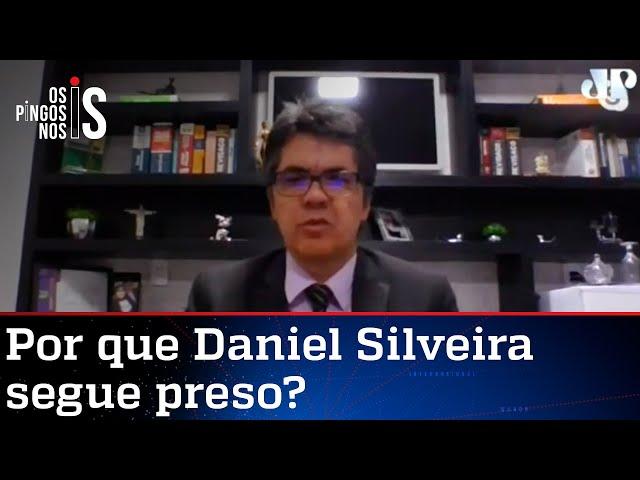 """sddefault Advogado de Daniel Silveira sobe o tom contra Moraes e dispara: """"Daniel é um troféu"""" (veja o vídeo)"""
