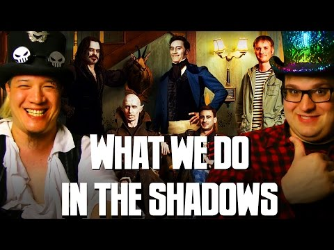Count Jackula Vlog - What We Do In The Shadows