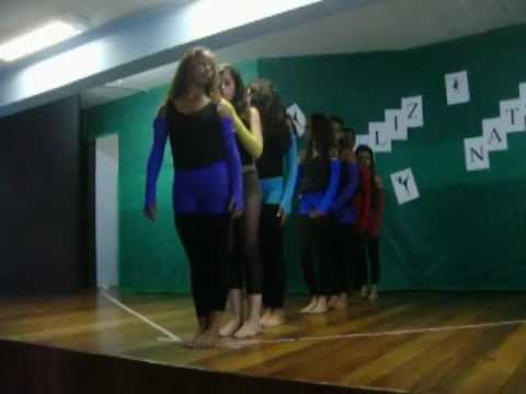 Mariana, Isys e CIA ! - On the floor  :D