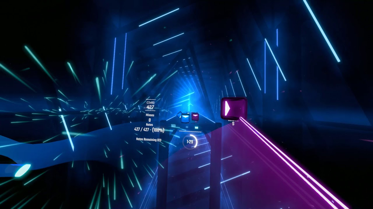 Download Beat Saber   Camellia - Crystallized   Expert Full Combo