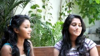 Sri Lankan actress Shadow And Dinakshi Interview