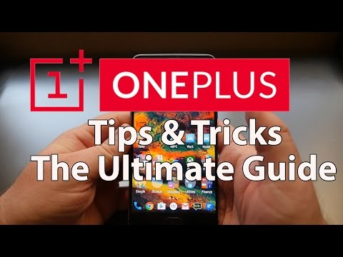 OnePlus 3 Tips and Tricks | OxygenOS 3.1.2 Ultimate Guide