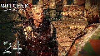 The Witcher 2 Assassins of Kings [24] - Глава 3 (часть 2 из 5). ГАРГУЛЬИ И РУНЫ