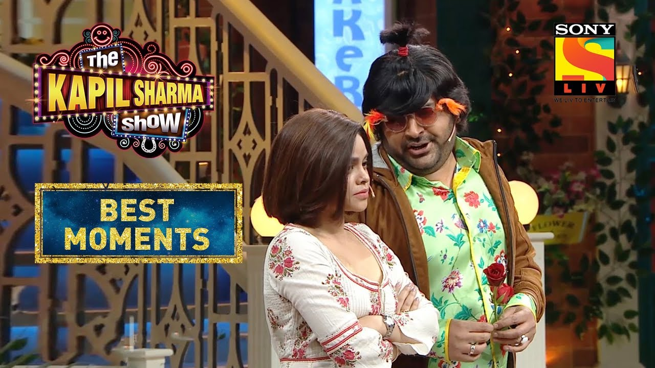 Download Kapil Flirts With Bhuri   The Kapil Sharma Show Season 2   Best Moments