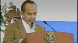 Palabras del Presidente Calderón en la Reinaguración de la Alberca Olímpica Francisco Márquez
