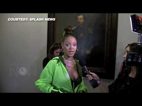 Rihanna INTERVIEW At