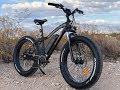 YouTube Turbo Rad Power Bikes RadRover Fat Electric Bike Review | Electric Bike Report