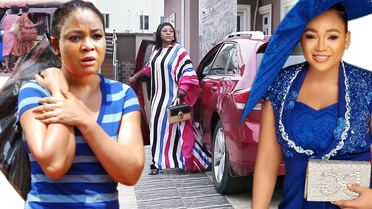 Download How I Found My Poor Lost Twin Sister & Make Her A Billionaire - Rachael Okonkwo 2021 Nigerian Movie