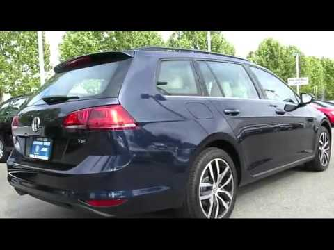 2016 Volkswagen Golf Sportwagen Tsi Limited Edition San Jose Sunnyvale Hayward Redwood City Cupe