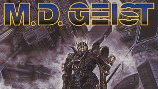 The American Anime Otaku Episode 49- MD Geist I & II