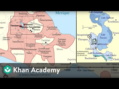 Aztec Empire | World History | Khan Academy
