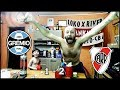 Gremio 1 River 2 | Reacciones de un Hincha de River | Semifinal vuelta Copa Libertadores