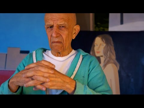 Alex Katz · I am Painting Really Well Now
