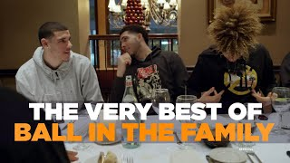 The Ball Family's Best Burns | Ball In The Family