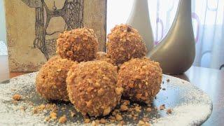 Σοκολατάκια ferrero με 3 υλικά | Foodouki