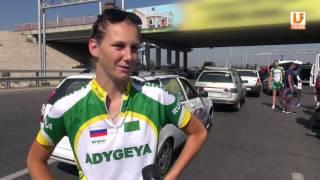 Уфа приняла Первенство России по велоспорту на шоссе среди юниоров
